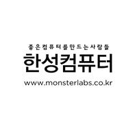 한성컴퓨터 브랜드로그