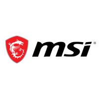 MSI 브랜드로그
