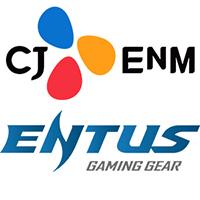 ENTUS GAMING GEAR 브랜드로그