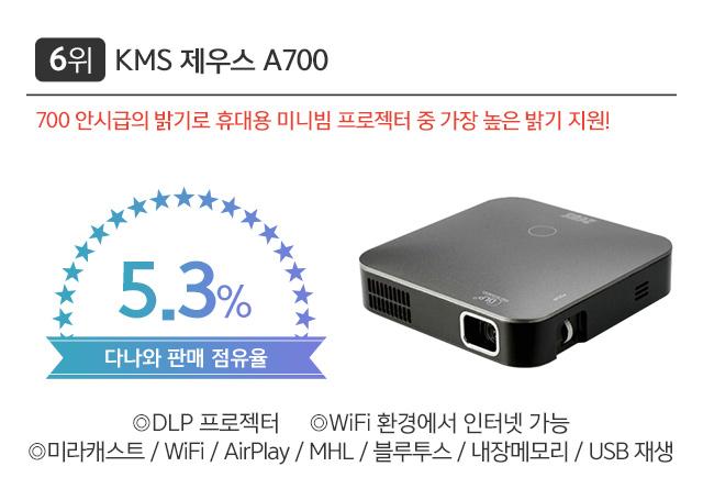 KMS 제우스 A700