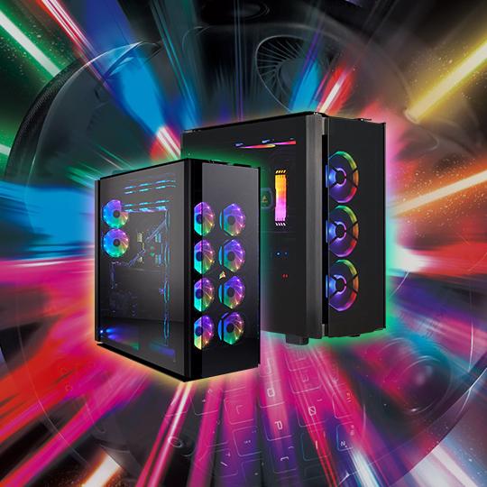 컴퓨터 부품 대세!  게이밍 LED의 정석