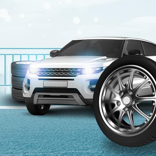 수입 SUV 타이어 계급도