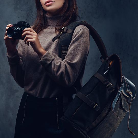 품격있는 내 카메라 딱 맞는 가방은?