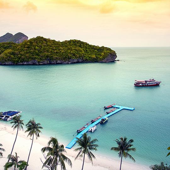 겨울에 따뜻한 해외여행지 추천
