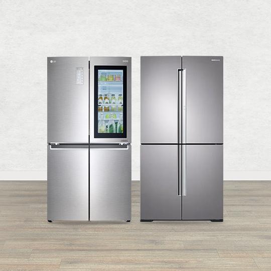 4도어 냉장고 인기모델 비교 분석!