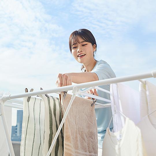 빨래를 도와줄  세탁용품