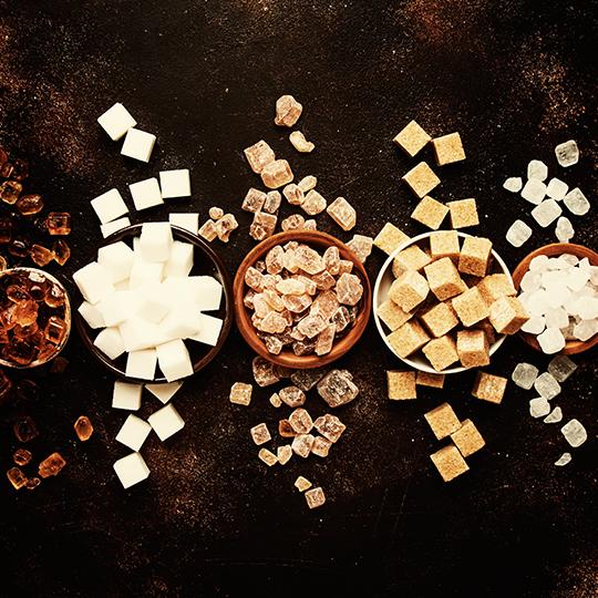 슈가 스토리!  갈색설탕이 하얀설탕보다 좋을까?