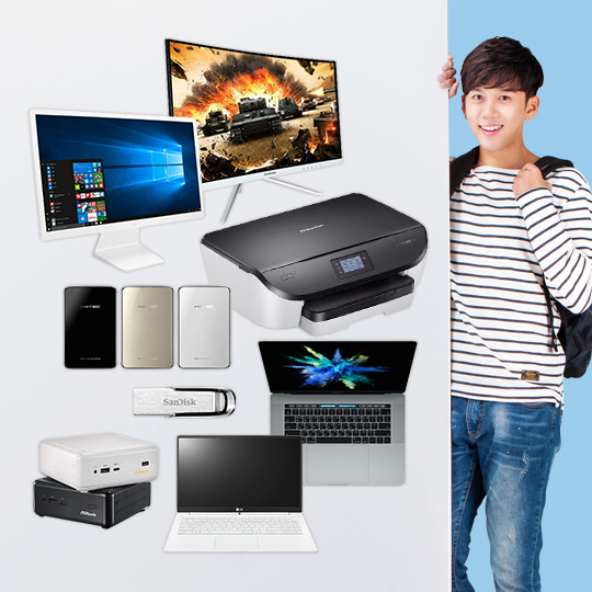 신학기 PC/노트북 추천 기획전