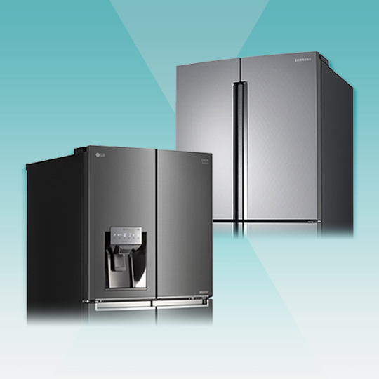 냉장고! 어느 것이 더 좋나?