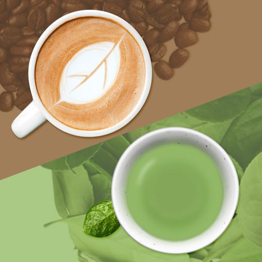 쌀쌀한 날씨엔  따뜻한 커피&차