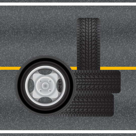 타이어 포지셔닝맵