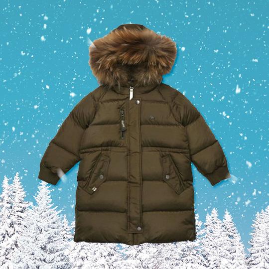 2017 겨울 대비 아동 패딩 브랜드