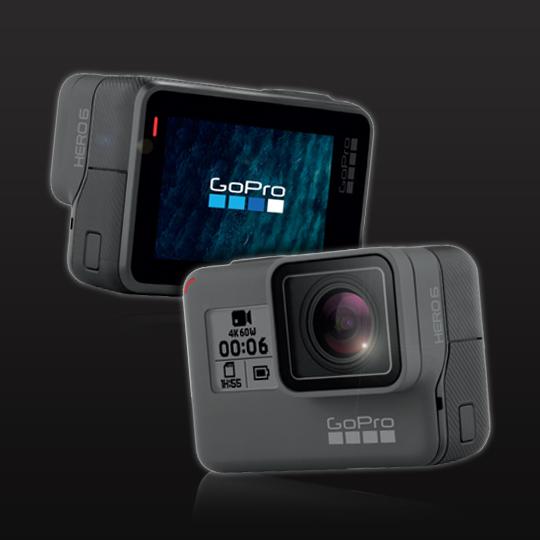 액션캠의 대명사 고프로 히어로 시리즈 스펙 비교