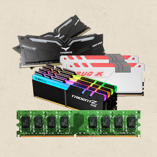 슬기로운 컴퓨터  메모리(RAM) 가이드