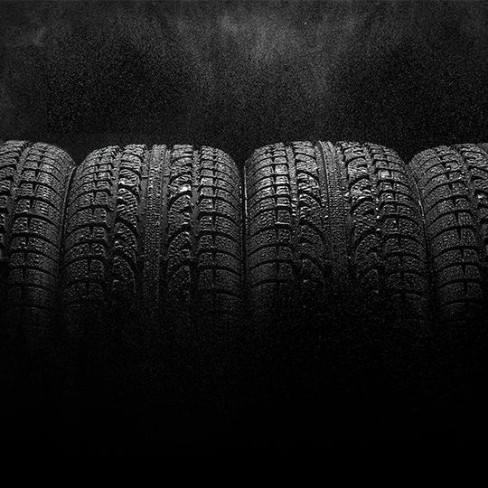 수입 승용 타이어 계급도
