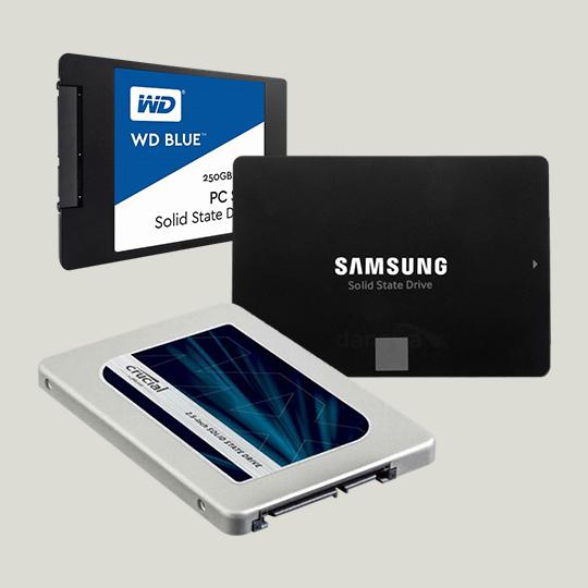 노트북 SSD 교체하는 법!