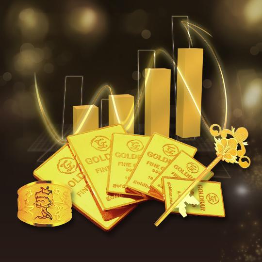 변하지 않는 안전자산 금 (金)