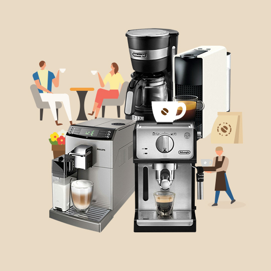 커피머신,  알고 구매하자!