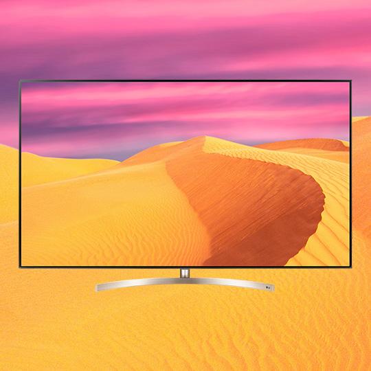 2018 LG 슈퍼UHD TV, 무엇이 달라졌나?