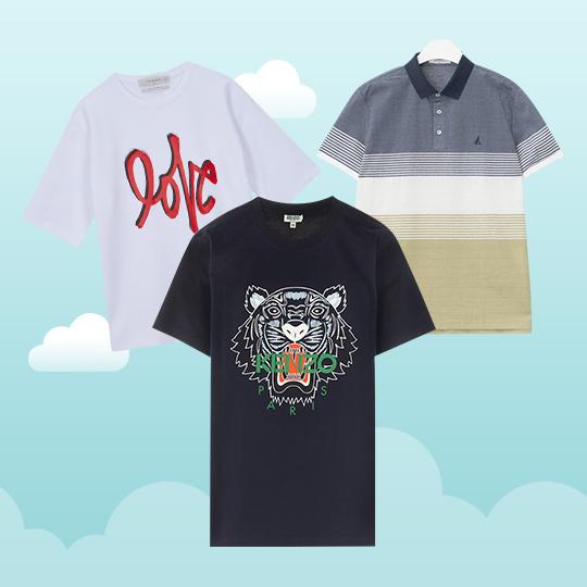하늘 아래 같은 티셔츠는 없다!