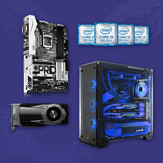 PC 핵심 부품  언제 무엇을 샀을까?