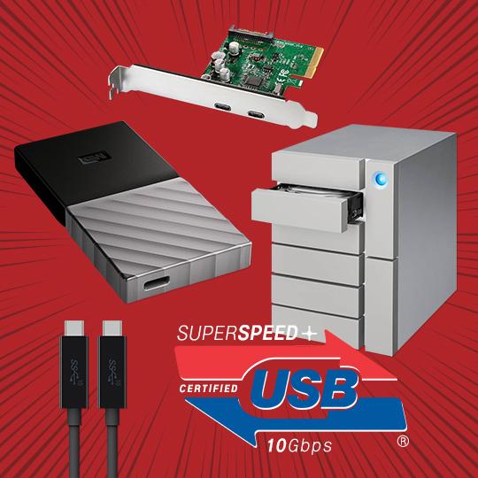 USB3.0보다 2배 빠른 USB3.1 상품 모음