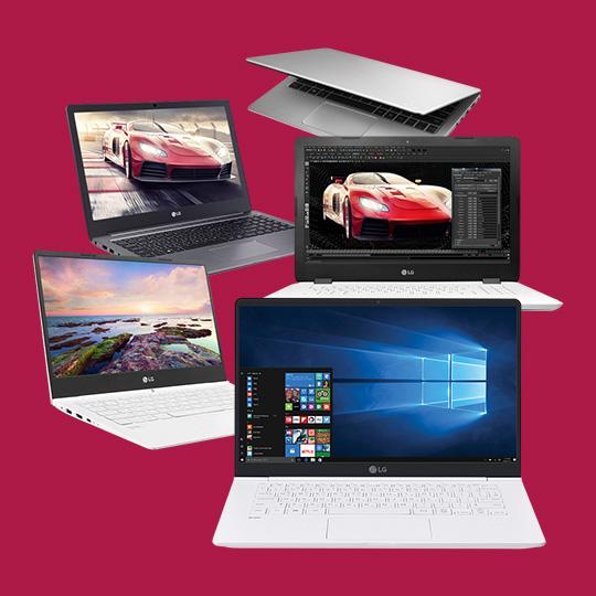 LG 노트북 브랜드 가이드