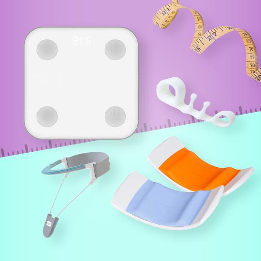 다이어트&몸매관리 준비물!