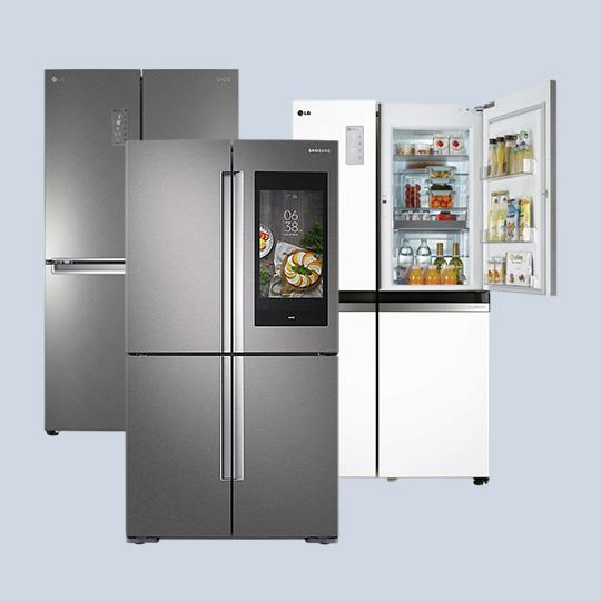 냉장고! 어떤 걸 선택할까?