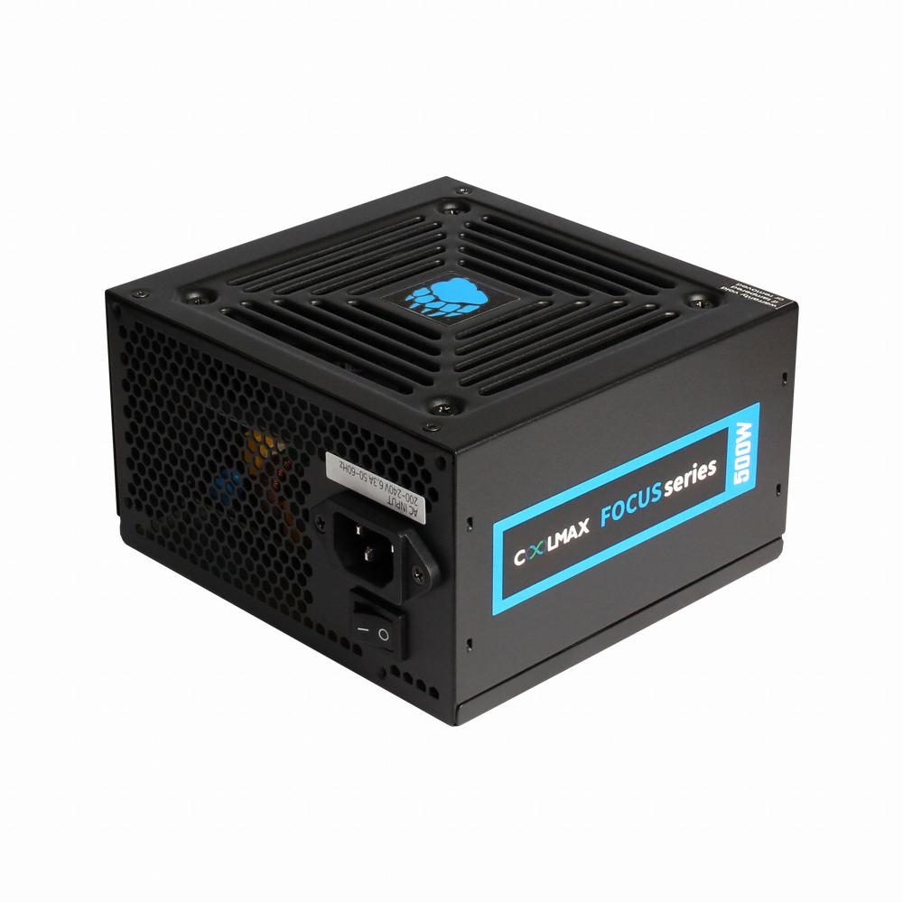 COOLMAX  FOCUS 500W 80Plus 230V EU_이미지