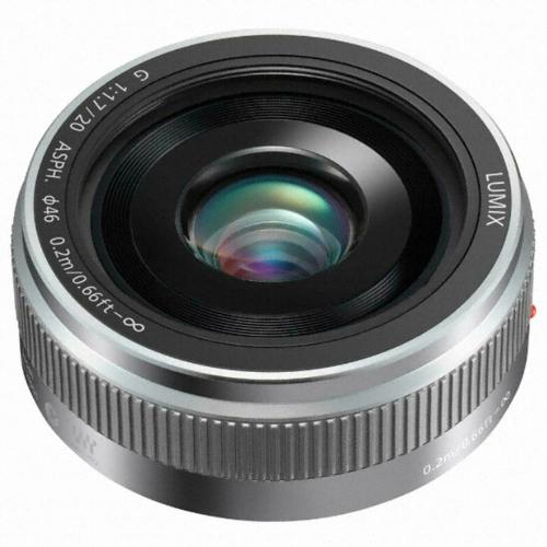 Panasonic  LUMIX G 20mm F1.7 ASPH (정품)_이미지