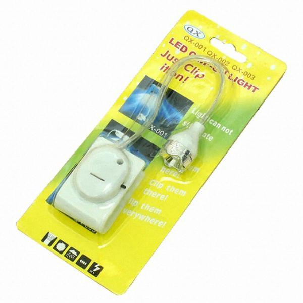 도매토피아 1구 LED 집게 독서등 (100개) 종합정보 행복쇼핑의 시작 ...