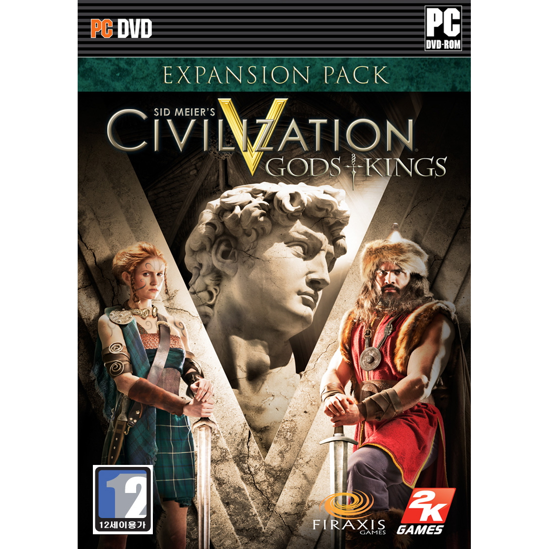 �õ帶�̾��� ���� 5: Gods & Kings (Sid Meiers: Civilization V/ Ȯ����) _�̹���