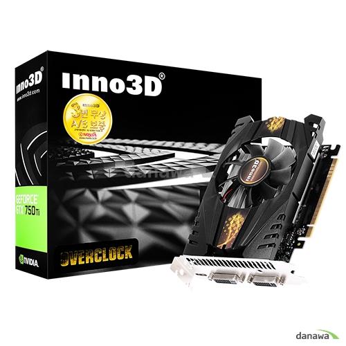 inno3D  지포스 GTX750 Ti OC D5 1GB_이미지