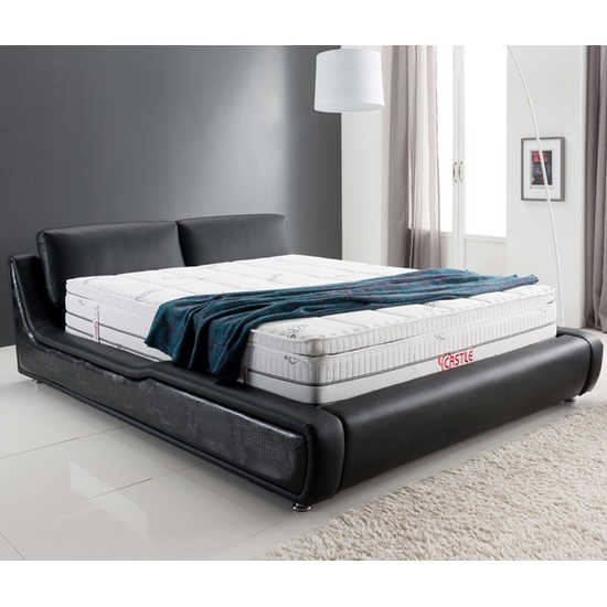 로그하우스 레이디가구 네이플즈 트리플 매트리스 시스템 침대 ...