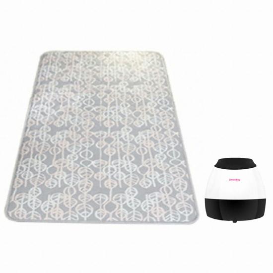동양이지텍  스팀보이 침대용 온수매트 C6300-S162 2017년형 (1인용, 100x200cm, C6300-S1621)_이미지