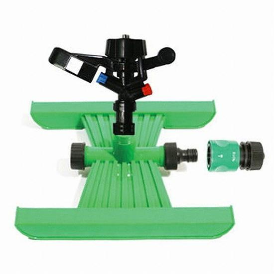 다농 스프링쿨러 헤드 DP-2 + 단본조용 스프링쿨러 베이스 H-BASE4500 세트 (19mm 호스용)_이미지