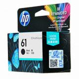 HP 정품 61 (CH561WA) 검정 (1개)