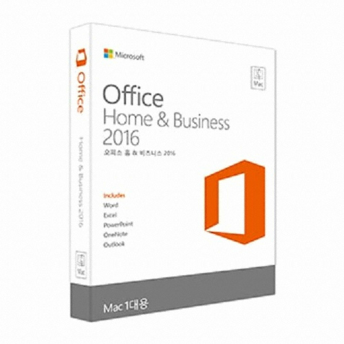 ESD 다운로드용 Office 2016 Home & Business for Mac