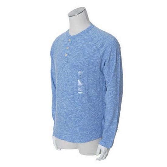GAP 남성 슬라브 헨리넥 티셔츠 5116126023051_이미지