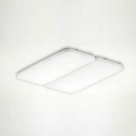 코콤 LED 뉴미리내 시스템 거실등 120W (60Wx2개)_이미지