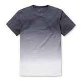 코오롱인더스트리 시리즈 에피그램 그라데이션 슬럽 티셔츠 SQTAM17701GYX_이미지