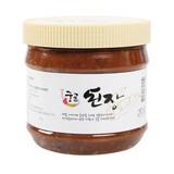 궁골식품  계룡산 궁골토종된장 1kg (1개)_이미지