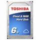 Toshiba  6TB MC04ACA600 (SATA3/7200RPM/128M)_이미지_0