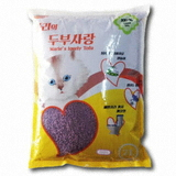 마리 두부사랑 고양이 모래 라벤다 7L (1개)_이미지