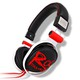 ABKO  HP80 STEREO HEADPHONE red