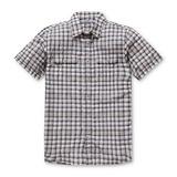 코오롱인더스트리 시리즈 다운 체크 린넨 셔츠 SASFM17891NYX_이미지