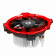 ID-COOLING DK-03 HALO RED AMD 3RSYS