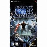 스타워즈 포스 언리쉬드 (StarWars : The Force Unleashed) PSP 일반판_이미지