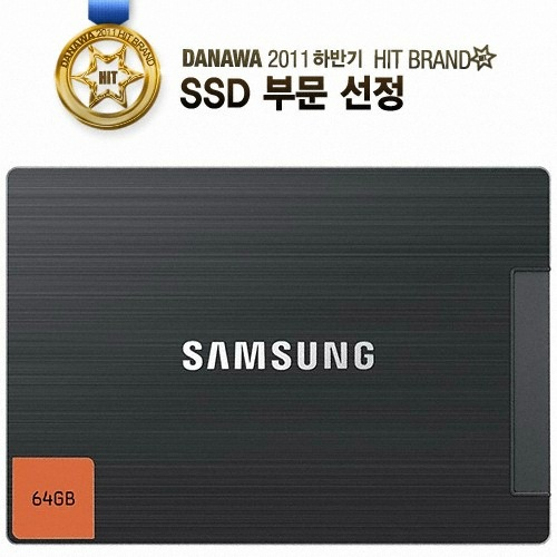 �Z����  830 Series ����ũž ��Ű�� (64GB, MZ-7PC064D/KR, ��ǰ)_�̹���